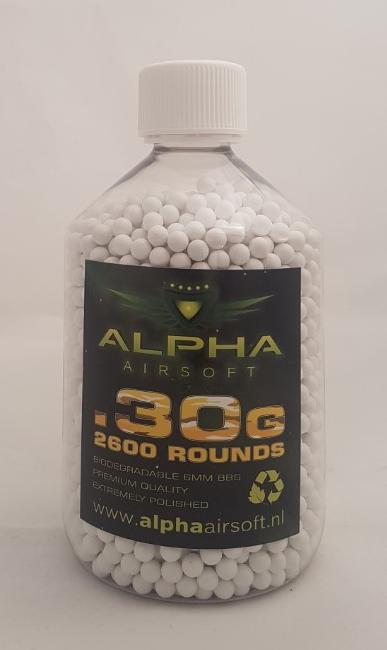 Alpha Airsoft BB`s
