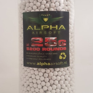 Alpha Airsoft BB`s