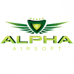 Alpha Airsoft logo small