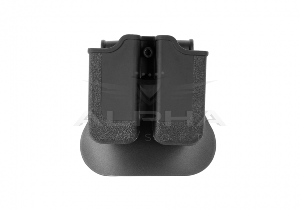 Double Magazine Pouch for Glock