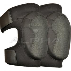 Hellstorm Tactical Neoprene Knee Pad Black